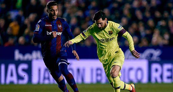 复盘巴萨:梅西一人策动五球,掩盖球队防守问题