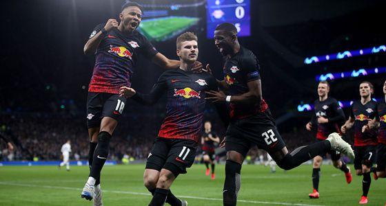 莱比锡欧冠淘汰赛首胜,他们能创造奇迹吗?