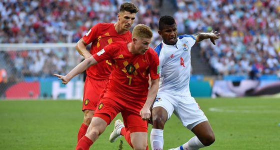 比利时3-0巴拿马:大胜不完美,比利时势必要重组中场
