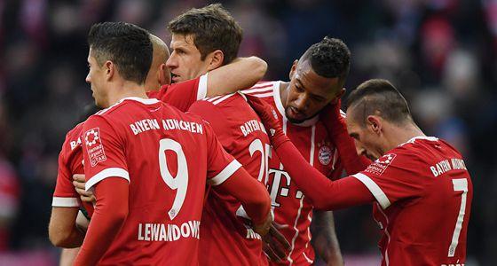 进入新时代前的最后一幕,拜仁慕尼黑2017-2018赛季总结